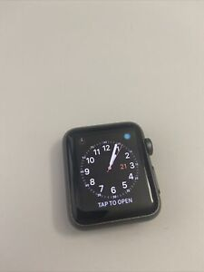 Apple Watch Series 1 38mm Space Gray Aluminum Case (MP022LL/A) watch only