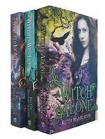 Ruth Warburton 3 Books Witch Series Winter Love Alone Teen Fantasy Love New