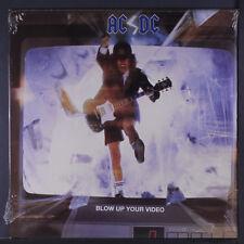 AC/DC: Blow Up Your Video LP Sealed (reissue, split in shrink) Rock & Pop