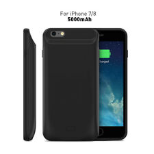 External Battery Charger Case Power Bank Recharger Cover for iPhone 6 7 8 S Plus