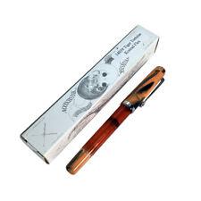 Noodler's Konrad Flex Fountain Pen - 14039 - Tiger Tortoise