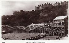 More details for the switchback fairground  folkestone rp pc used 1915 whs kingsway