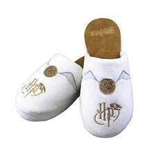 OFFICIAL HARRY POTTER GOLDEN SNITCH LADIES MULE SLIPPERS UK 5-7