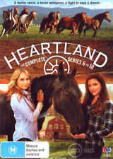 Heartland Series Complete Collection Season 6-10 7 8 9 New DVD Set Region 4 R4