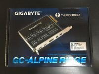 GIGABYTE GC-ALPINE RIDGE (Rev 2.0) Thunderbolt3 Certified PCI-E Expansion card