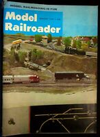 Model Railroader Magazine 1967 Complete Year 12 Issues With Binder Build Diesel