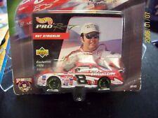 1:64 Hot Wheels NASCAR 1998 Chevy Monte Carlo #8 Hut Stricklin