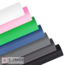 "PAPER Photo Studio 53"" x 216"" Backdrop Background colors to choose 1,35m x 5,5m"
