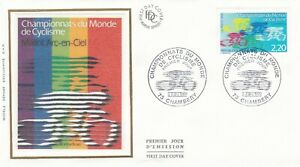 FRANCE 1989 FDC CHAMPIONNATS DE CYCLISME YT 2590