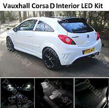 Extra Long 60 LED Interior Footwell Lights Vauxhall VXR Corsa C D Irmscher SXI