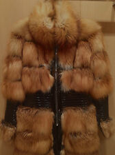 Jitrois Fox Fur Coat SZ 40 = US 4 - NWOT RT $17K + Tx