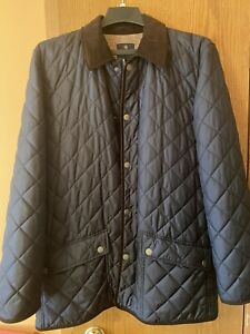 Retail $230 Brooks Brothers Mens Quilted Walking Coat Size XL