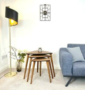 Triangle Nest of Tables, Triangle Nested Tables, Living Room, Lamp Side, Coffee