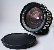 Carl Zeiss Jena Flektogon f/4 20mm Zebra Wide Angle Lens M42