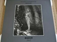 Pirelli Calendar 2012 By MARIO SORRENTI  Calendario Pirelli / Limited Item / New