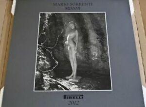 Pirelli Calendar 2012 By MARIO SORRENTI  Calendario Pirelli / Limited Item / New
