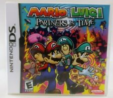 Mario & Luigi Partners in Time DS Replacement CASE (*NO GAME*)