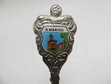 """Vintage Collector Spoon - San Marino - 5 1/8"""""""