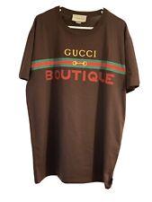 Gucci  logo t shirt