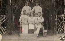 21072/Original Photo 9x13cm, Kitchen Staff 1/73 Munster Camp 1913