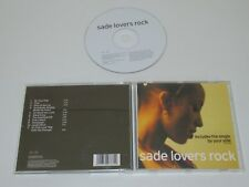 SADE / Lovers Rock (Epic 500766-2) CD Album