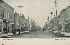 CANNINGTON , Ontario, Canada , 1912 ; Cameron Street