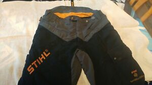 Chainsaw trousers Stihl size M good condition