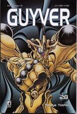 manga STAR COMICS GUYVER numero 28