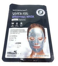 Mbeauty SILVER foil wrapping mask / vit C/ Brightening