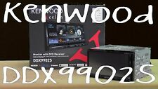 NEW MIRRORLINK KENWOOD EXCELON DDX9902S APPLE CARPLAY ANDROID AUTO DVD ANDROID