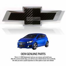 OEM Parts Front Grille Emblem Logo Carbon Badge for CHEVROLET 2010-2016 Aveo RS