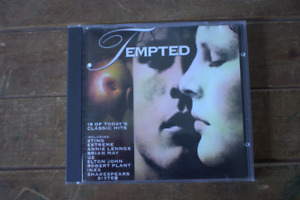Tempted  Pop Compilation A&M/Polygram CD  Acceptable Condition