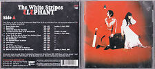 CD THE WHITE STRIPES ELEPHANT 14T DE 2003