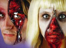 Zipper Face Halloween makeup kit zip Face