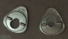 Jim Dunlop Strap Locks Plastic Finish