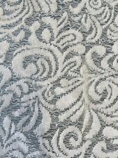 Tissu 0,5 mètres querelastischer uni Feinjersey dans wollweiß viscose double tissus