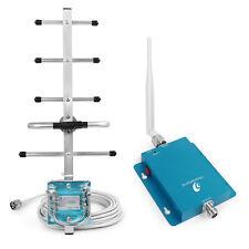 3G 850MHz AT&T Verizon Phone Signal Booster Repeater+Right Angle Yagi Antenna