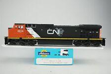 HO Scale Athearn Model 4922 CN Canadian National C44-9W Diesel Locomotive #2514