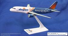 Flight Miniatures Allegiant Air Make-A-Wish A320-200 1:200 Model New Release