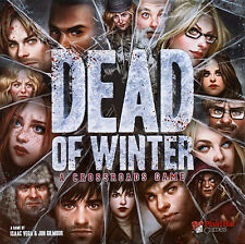 Dead Of Winter A Crossroads Board Game Plaid Hat Games Seen On TableTop PHG1000