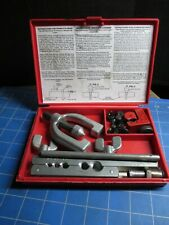 Mac Tools FT158 SAE Double flaring tool kit complete