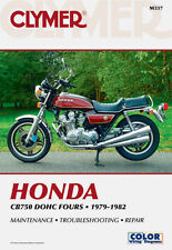 Clymer Repair Service Shop Manual Honda CB750 C 80-82 CB750 K/F 79-82 CB750 LTD
