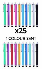 TEEPEE ONLINE® 25 x QUALITY STYLUS PENS for IPAD , TABLET , IPHONE, SAMSUNG ETC