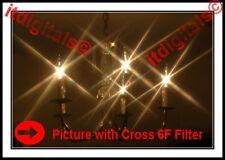 55mm Vari-Cross 6F Lens Filter 6PT Flares Dual Star 55-Str Camera Camcorder Asia