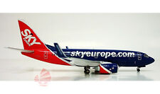 Inflight200 Slovakia SkyEurope Airlines B 737 1:200 Diecast Plane Model IF737005
