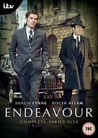 Endeavour - Series 5 [DVD] [2018][Region 2]