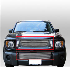 2003 2004 2005 2006 HONDA ELEMENT POLISHED UPPER + LOWER BILLET GRILLE COMBO SET