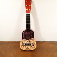 SCHYLLING COWBOY GUITAR HOME,HOME ON THE RANGE EUC FAST SHIPPING