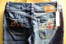 Diesel Women's Low Flared, Kick Flare Jeans