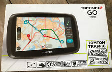 TomTom Go 5100 receptor GPS portátil del mundo